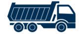 Truck bulk solids