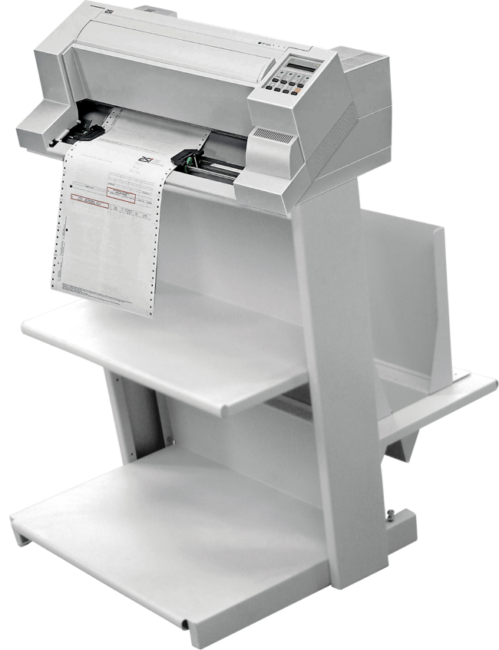 L'imprimante matricielle PSI PP 404