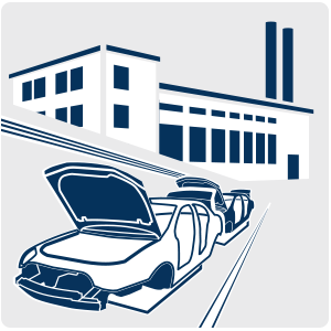 Industrie-Automotive