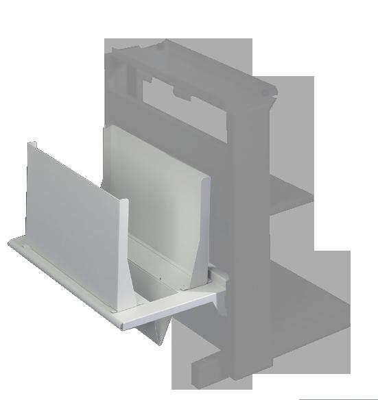 Papierstapler PP 803