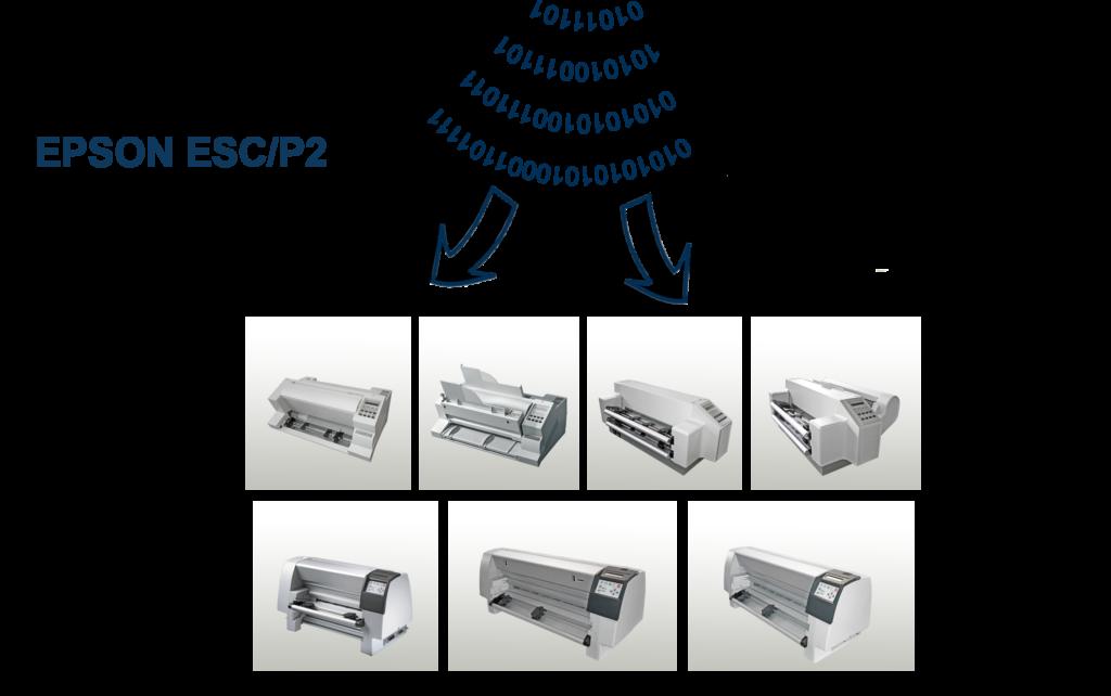 EPSON ESC P2