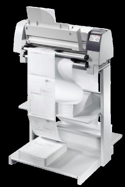 PSi PP 80 L'imprimante matricielle 6