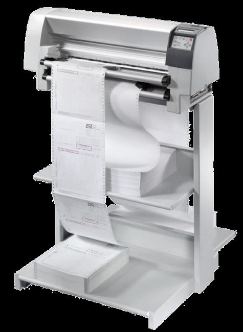 L'imprimante matricielle PSi PP 809