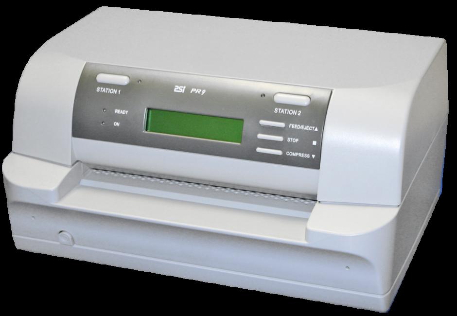 PSi PR9 L'imprimante matricielle