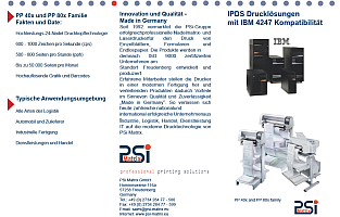 The IPDS printer