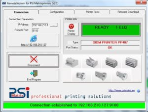 PSi Remote Admin Tool