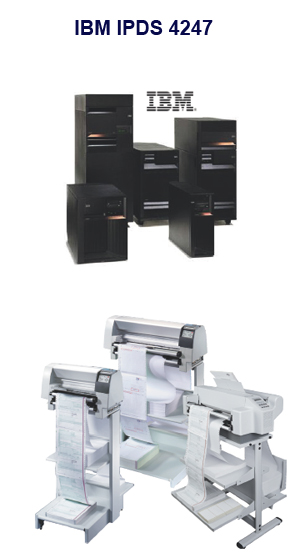 IBM 4247 printer